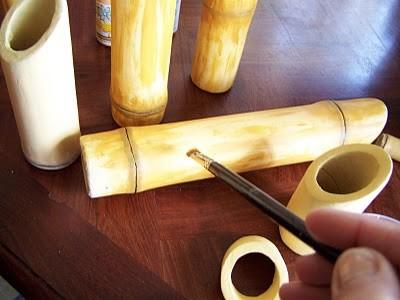 Из бамбука своими руками фото